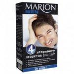 MARION MEN 4 Stopniowy Reduktor Siwizny (107 brunet)