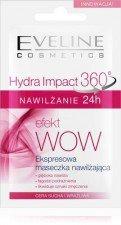 EVELINE HYDRA IMPACT 360 MASECZKA Z EFEKTEM WOW nawilżanie 7ml (Data ważności 04/10/2018)