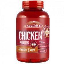 ACTIVLAB Chicken Protein 120caps (Data ważności 15/11/2018)