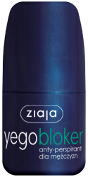ZIAJA Yego Antyperspirant Roll-on 60ml