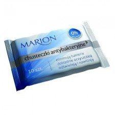 MARION Chusteczki Odświeżające Antybakteryjne 10szt.