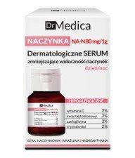 Dr Medica Naczynka Dermatologiczne Serum Zmniejszające Widoczność Naczynek Dzień/Noc 30ml
