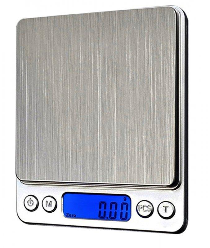 Waga Jubilerska Elektroniczna Cyfrowa 001 500 Gr Wagi Kuchenne Akcesoria Kuchenne