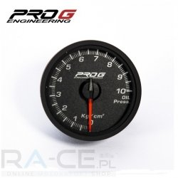 Wskaźnik ciśnienia oleju ProG 52mm Race Series