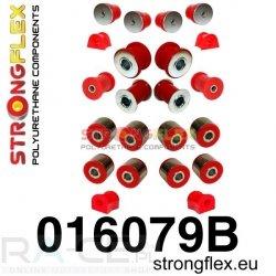 Alfa Romeo, Zestaw poliuretanowy kompletny zawieszenia przód i tył, 016079B