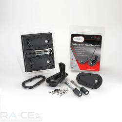 Zapinki AeroCatch Xtreme Flush z zamkiem 125-4100