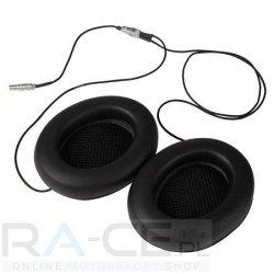 Słuchawki wewnetrzne do kasków Stilo z wkładkami