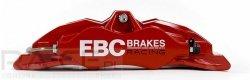 Zestaw hamulcowy BIG BRAKE KIT EBC BBK006RED/2