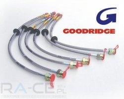 Przewody Goodridge, VW Golf II G60 Synchro 1.8 GTi  +