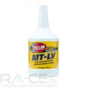 Olej przekładniowy Red Line MT-LV 70W/75W