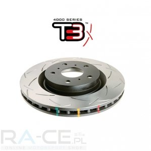Tarcza hamulcowa DBA T3 4000 series Focus RS - tylna