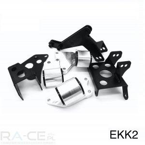 Zestaw mocowania silnika i skrzyni HASPORT Civic EK K20A swap
