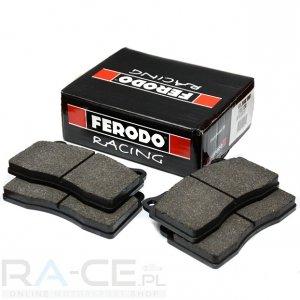 Klocki hamulcowe Ferodo DS2500, Subaru Impreza (GC8) 2,0 turbo GT, oś tylna.