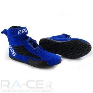 Buty zamszowe RRS (bez FIA)