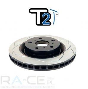 Tarcza hamulcowa DBA T2 series Focus RS - tylna