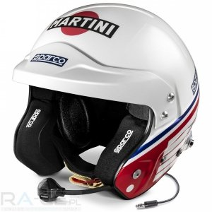 Kask Sparco AIR Pro RJ-5i Martini Racing