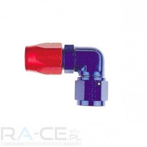 Złączka przewodu paliwowego / olejowego kuta Goodridge 90° -6JIC