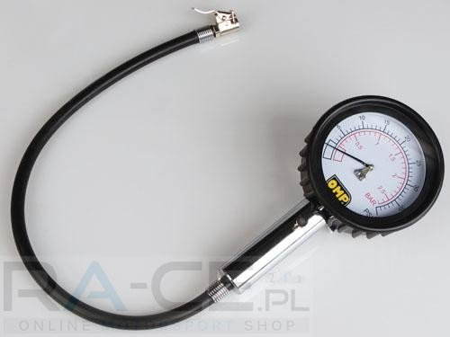 Manometr analogowy OMP