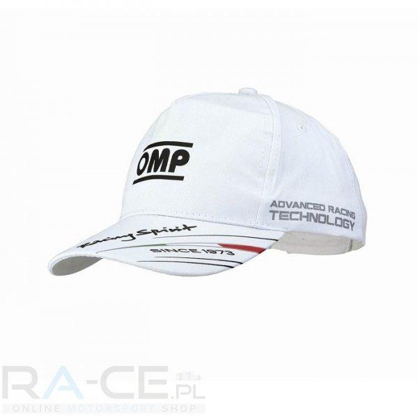 Czapka z daszkiem OMP Racing Spirit