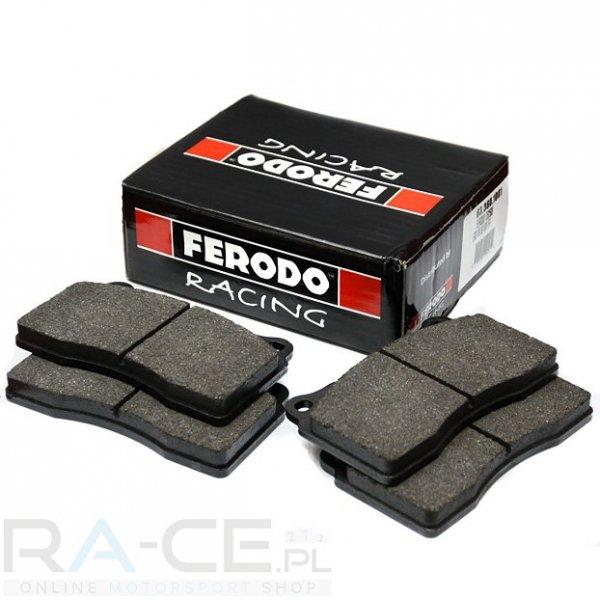 Klocki hamulcowe Ferodo DS2500, Citroen C2 R2 1,6 16V (tarmac), oś przednia.