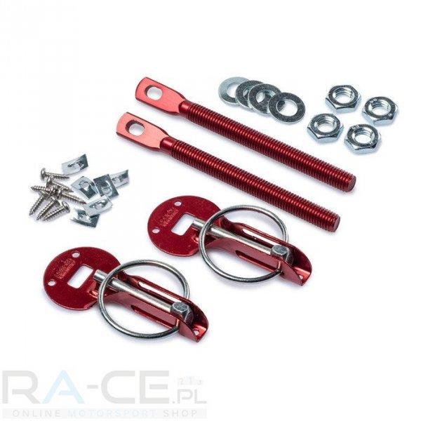 Zapinki aluminiowe Sparco