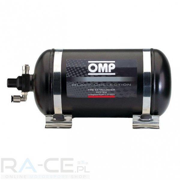 System gaśniczy OMP stalowy, elektryczny 4,25lt Black collection