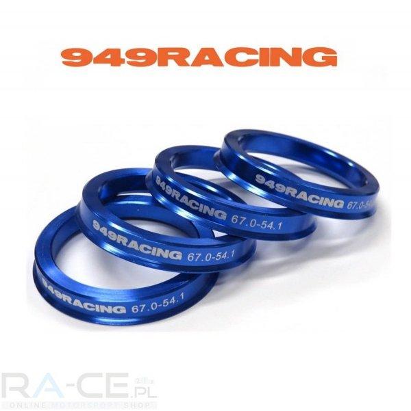 Pierścień centrujący 949 Racing 67,0 - 54,1