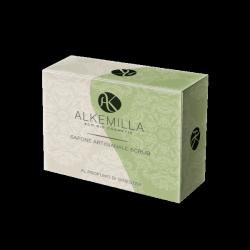 Mydło naturalne peelingujące 100gr - Alkemilla