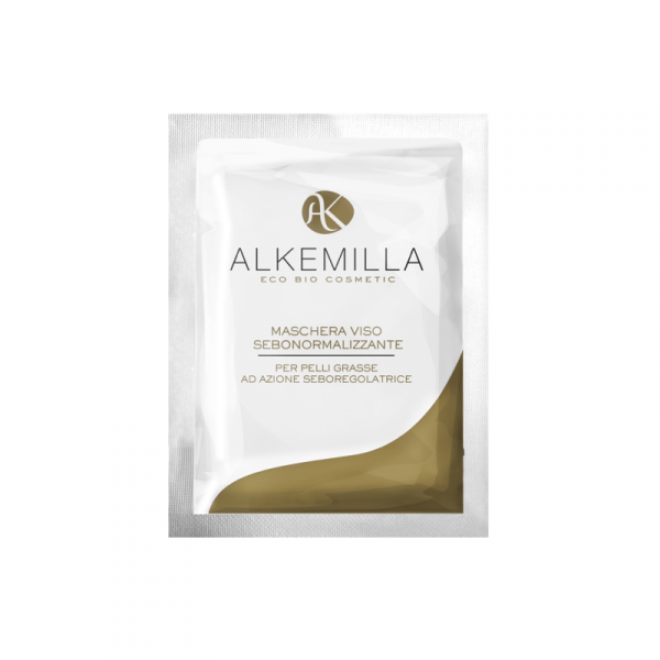 Równoważąca maseczka do twarzy z olejem NEEM 20ml - Alkemilla