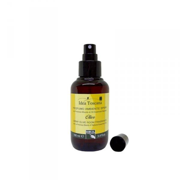 Zapach do pomieszczeń w sprayu OLIVO 100ml - Idea Toscana