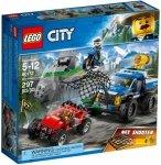 LEGO Klocki City Pościg górską drogą