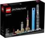 LEGO Polska Architecture Szanghaj