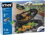 K'nex K'Nex Imagine czołg 4WD - zestaw konstrukcyny