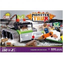Cobi Klocki COBI Monster Trux Crawle r Destroyerz figurką