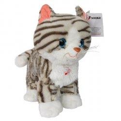 Axiom Kot Cykor z dźwiękiem szary