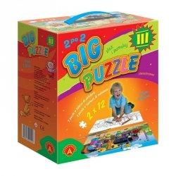Puzzle Big III 24 Elementy