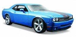 Maisto Model metalowy Dodge Challenger SRT8 2008