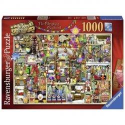 Ravensburger Puzzle 1000 elementów Świątecz ny Kredens