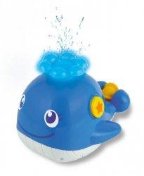 Smily Zabawka do kąpieli Wodne Zabawy, Wieloryb