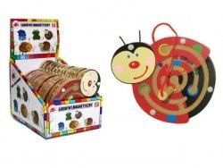 Biedronka, zabawka magnetyczna