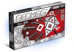 Geomag Klocki Black&White 104 elementy