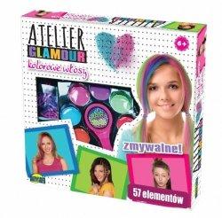 Atelier Glamour Kolorowe włosy