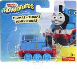Fisher Price Mała lokomotywa Tomek, Tomek i Przyjaciele Adventures