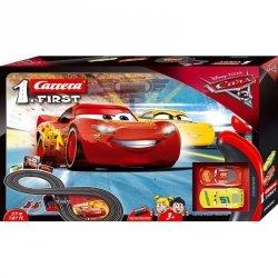 Carrera FIRST Disney Cars 3