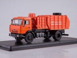 SSM Garbage truck MKM-45 03 (KAMAZ-43253)
