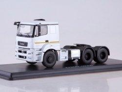 SSM KAMAZ-65206 Tractor Truck (white)