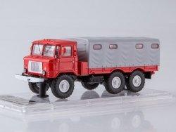 SSM GAZ-34 Flatbed Truck with Tent