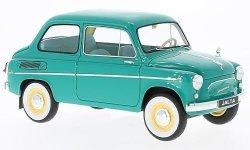 IXO Saporoshez 965AE Jalta Jalta Export Version First Generation 1963 (turquoise)
