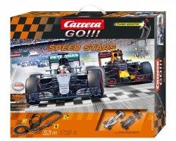 Carrera Tor wyścigowy GO!!! Speed Stars