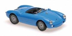 MINICHAMPS Porsche 550 Spyder 1955 (blue)